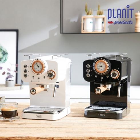 플랜잇 커피머신 홈카페프레소 노르딕  PCM-NF15