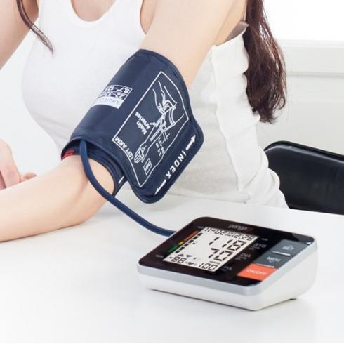 비타그램 가정용 전자 혈압계 혈압측정기 2종 택1 무료 배송 효도 부모님 선물